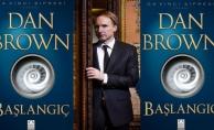 Dan Brown'ın ''Başlangıç''ı raflarda