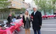 Bozkurt İlkokulu okul yararına kermes yaptı