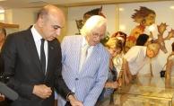 Bakırköy mizah müzesi açıldı