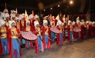 Sultanahmet Meydanı'nda Baklava Alayı Heyecanı