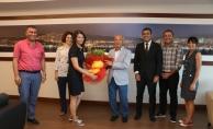 Tüm Yerel-Sen İstanbul 1 No'lu Şube'den Kartal'a ziyaret