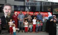 21 Suriyeli daha memleketine döndü