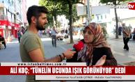 Ali Koç: '' Tünelin ucunda ışık görünüyor''