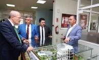Başkan Kafaoğlu ve AK Parti Milletvekili Yavuz Subaşı Bağcılar Belediyesi'nİ ziyaret etti