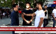Erdoğan: Çocuklarımızın bedenleri sınıfta zihinlerde başka yerlerde
