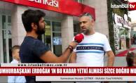Erdoğan'ın bu kadar çok yetki alması