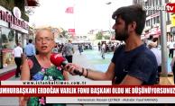 Erdoğan'ın Varlık Fonu Başkanı olması