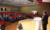 Esenler Kent Konseyi, 2018 yılı 21. Genel Kurul Toplantısı'nı gerçekleştirdi.