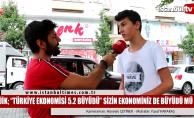 TÜİK: Türkiye ekonomisi yüzde 5,2 büyüdü