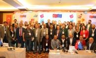 AB Türkiye Delegasyonu Başkanı Berger'den Türk gazetecilere övgü