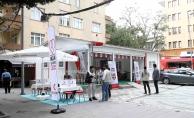 Bağcılar'da Kızılay Kan Alma Birimi açıldı