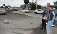 Esenyurt Belediyesi'nden kaçak yapılaşmaya drone ile denetim