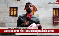 Amerika'dan 3 PKK yöneticisinin başına ödül