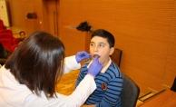 Esenyurt Belediyesi'nden çocuklara ücretsiz diş taraması