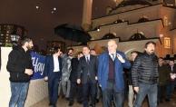 Esenyurt İbrahim Mermer Camii Mevlit Kandili'nde ibadete açıldı