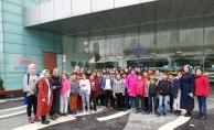 Esenyurtlu çocuklara İstanbul turu