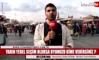 Fatih'te yerel seçimin nabzı