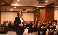 Marmara'nın Tek Kadın Başkanı Trakya'da Kadınlarla Bir Araya Geldi