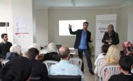 Esenyurt'ta göçmenlere destek merkezi