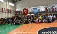 Okullar Arası Hentbol Turnuvası sona erdi