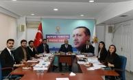 AK Parti Esenyurt'ta Meclis Üyeliği Mülakatı