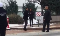 Konya Selçuk Üniversitesinde intihar girişimi