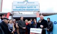 Beylikdüzü Belediyesi, Danışma, Takip ve Rehabilitasyon Merkezi Ek Binası'nı hizmete açtı