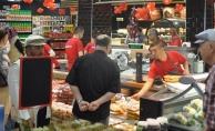Dahil edilmeyen marketlerden tanzim tepkisi