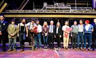 Dünya Tiyatrolar Gününde perde Kerem Alışık ile açıldı
