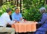 Başkan Uzun, makamını Çamlık'a taşıdı