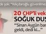 CHP'de şok: ''Kılıçdaroğlu güvenilmez biri''