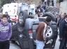 Eyüp'te trafik kazası: 6 yaralı