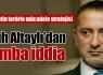 Fatih Altaylı'dan bomba iddia