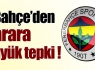 Fenerbahçe'den karara büyük tepki!