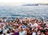 İstanbul Boğazı'nda yeni yaşam partisi