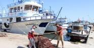 """İstanbullu balıkçılar """"vira bismillah""""..."""