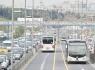 İstanbul'un metrobüs hattı uzuyor