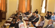 Meclisi tatilden sonra ilk kez toplandı