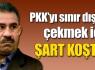 Öcalan'dan sınır dışı şartı !