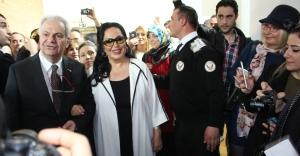 Türkan Şoray Zeytinburnulu Kadınlarla Birlikte Oldu