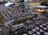 Ümraniye'de dev iftar sofrası kuruldu