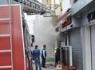 Zeytinburnu'ndaki yangın yürekleri hoplattı