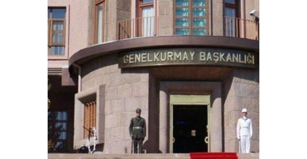 TSK: Diyarbakır'da 100 kg amonyum nitrat ele geçirildi