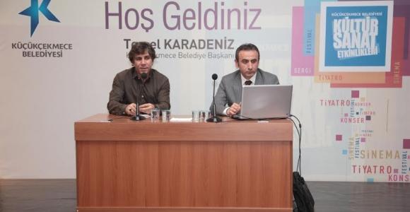 ''Türk Halkı Okumuyor Lafı Cahilcedir''