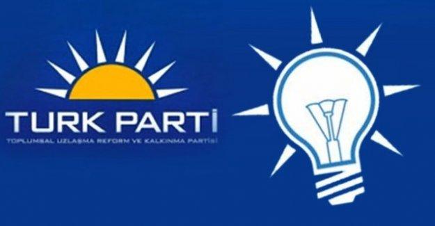 TURK Parti logosu nedeniyle seçime katılamıyor