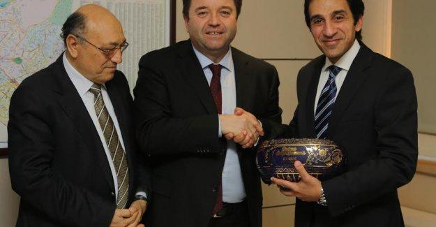 Türkiye-Mısır kardeşliğine Maltepe imzası