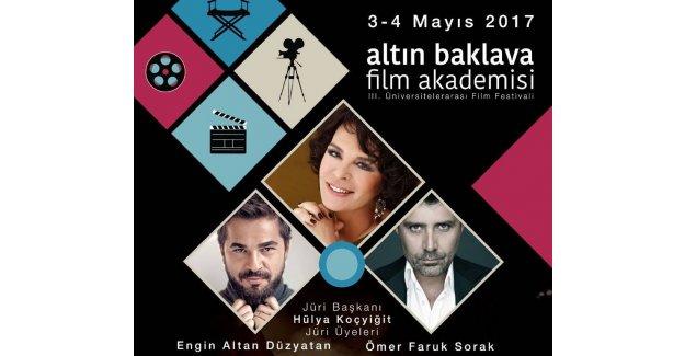 Türkiye'de Tarih Yazanlar Altın Baklava Film Festivali'nde