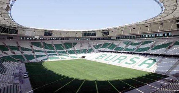 UEFA'dan Timsah Arena'ya Ret!