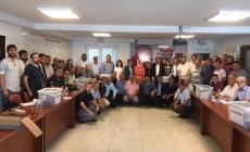 AK PARTİ İstanbul Delege Seçimini Yaptı