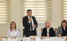 Ak Partili kadınlar ve Kızılay Arakan'a Duyarsız Kalmadı